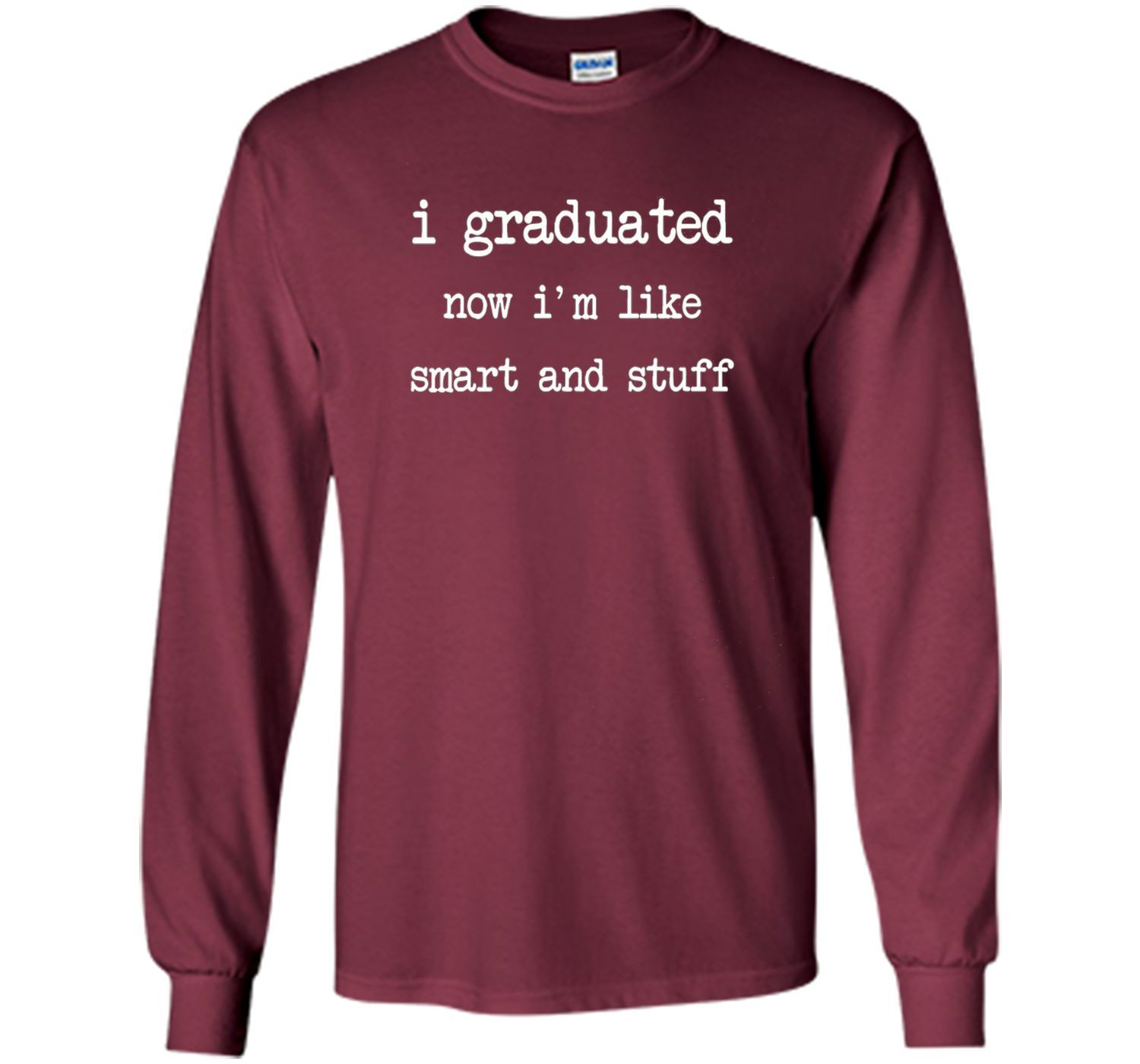 be3db179 Funny College High School Graduation Gift Senior 2017 Shirt   Products