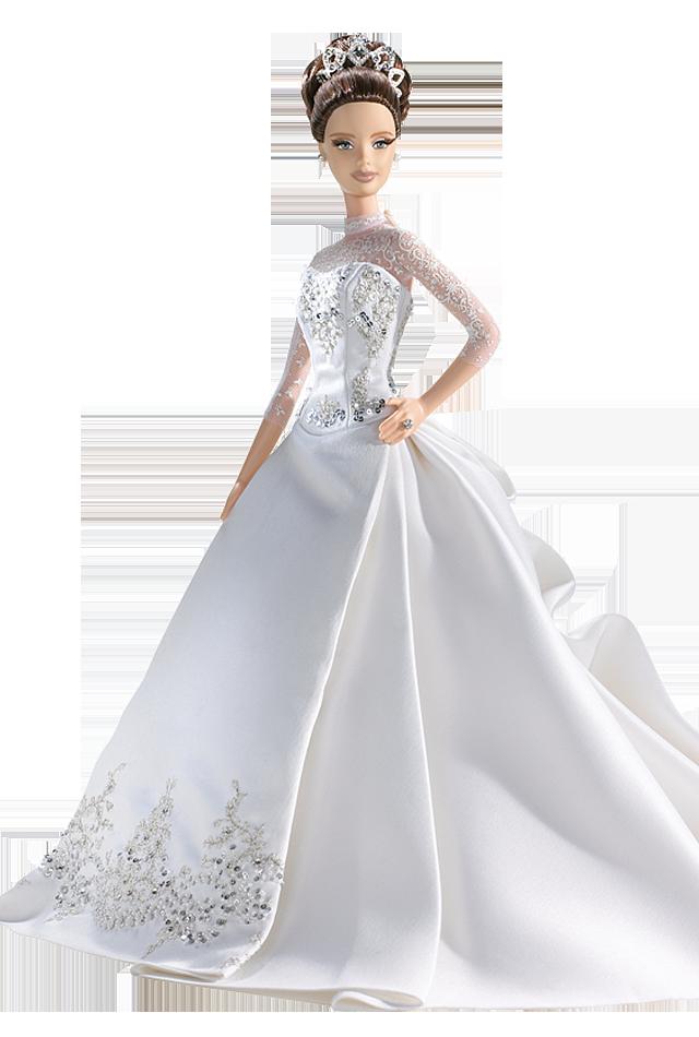 Best 25 wedding doll ideas on pinterest bride dolls for Barbie wedding dresses for sale