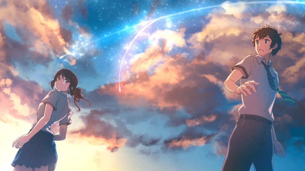 Your Name Wallpapers Wallpaper Cave In 2020 Kimi No Na Wa Wallpaper Cool Anime Wallpapers Anime Wallpaper Live