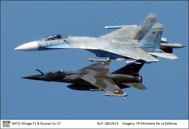 NATO intercepts Russian jets | ... Russian aircraft as Russian flights near Baltic airspace continue to