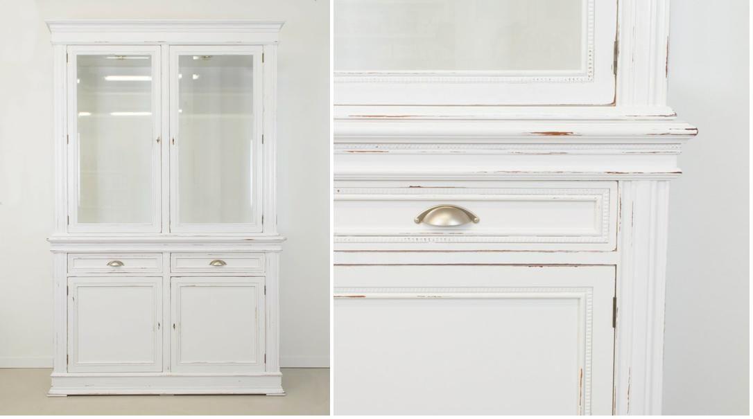 Transformar los muebles de comedor en blanco decap - Transformar muebles antiguos ...
