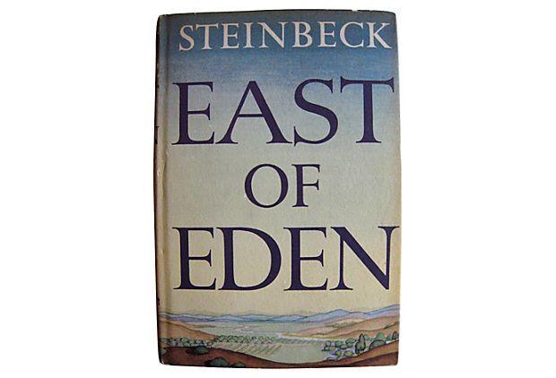 East of Eden, 1st Ed on OneKingsLane.com