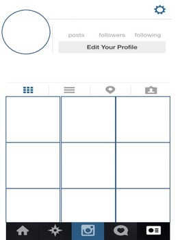 Instagram Templates Pdf Packet Includes Comments Page