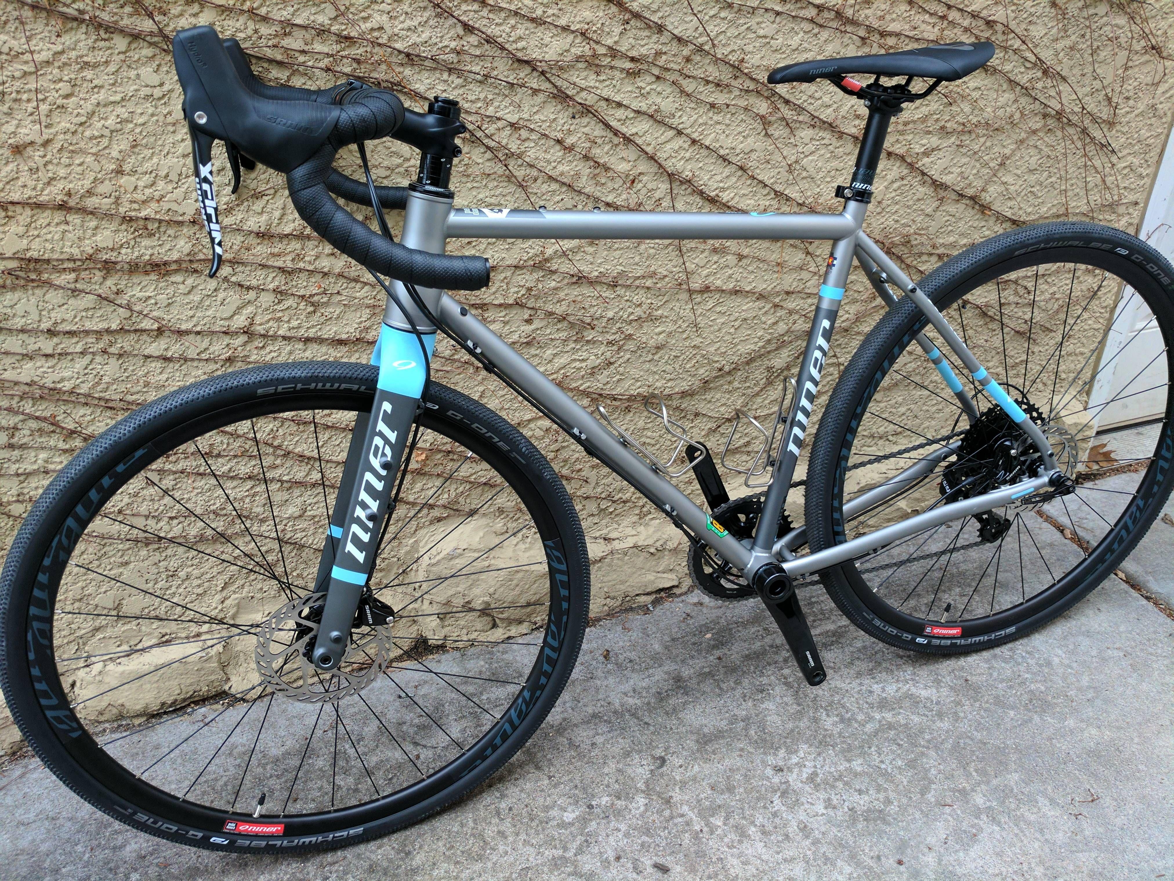 Image Result For Niner Rlt 9 Gravel Bike Bicycle
