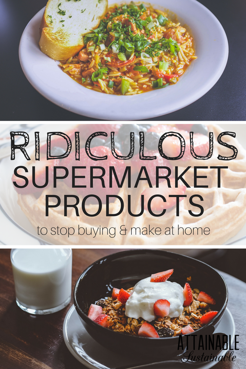 Recipes to replace ridiculous supermarket products food recipes recipes to replace ridiculous supermarket products whole food recipeswhole foodseasy recipesfast forumfinder Images