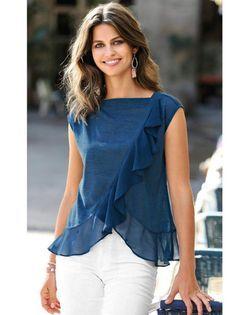 e90be911 Resultado de imagen para blusas 2018 | blusas | Blusas, Ropa y ...