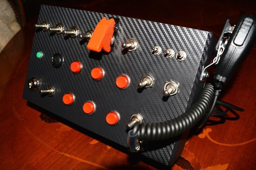 Kst Button Box