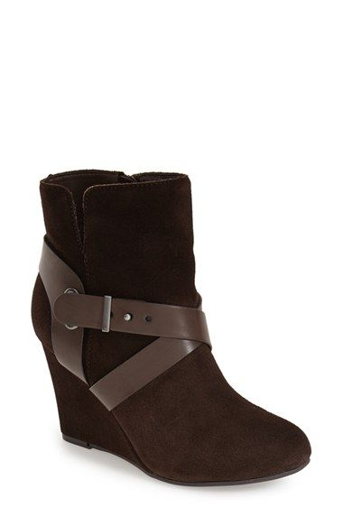 Chinese+Laundry+'Ultimate'+Wedge+Bootie (Women)+available+at+#Nordstrom