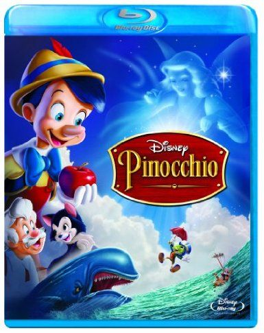 Pinocchio [Blu-ray] - £9.52