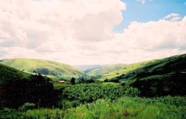 The Hills District, Kigezi, Uganda