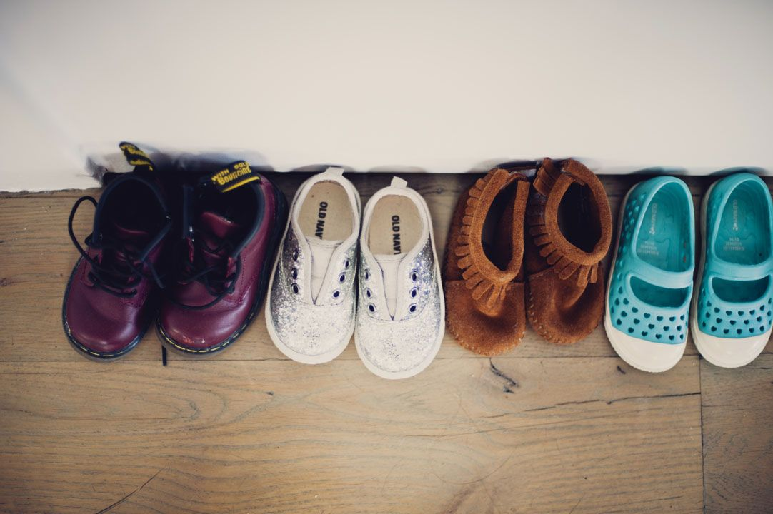 Cute shoes lined up in a row! toddlerfashion toddlershoes