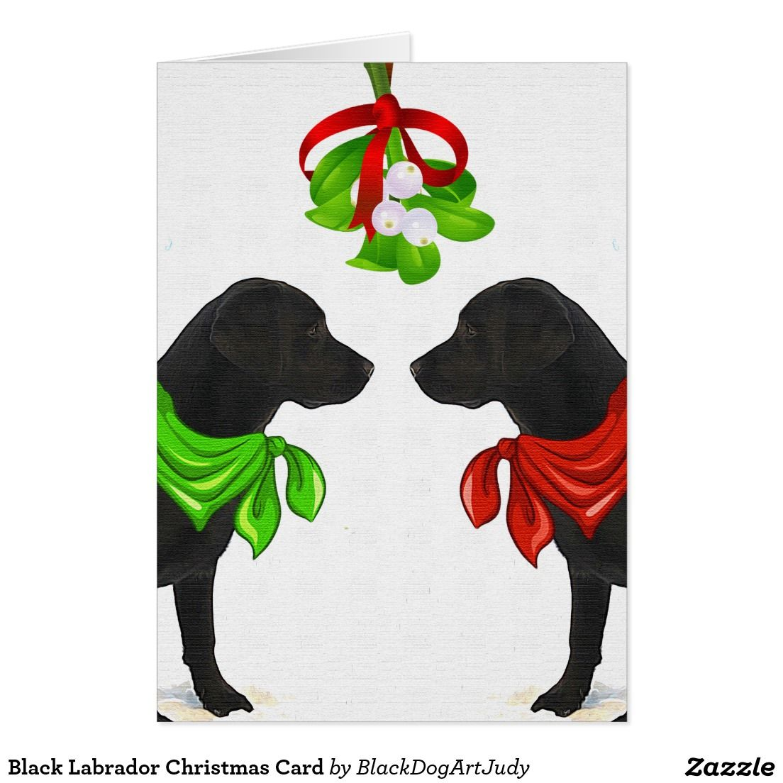 58+ Black Lab Christmas Cards - Christmas 2018