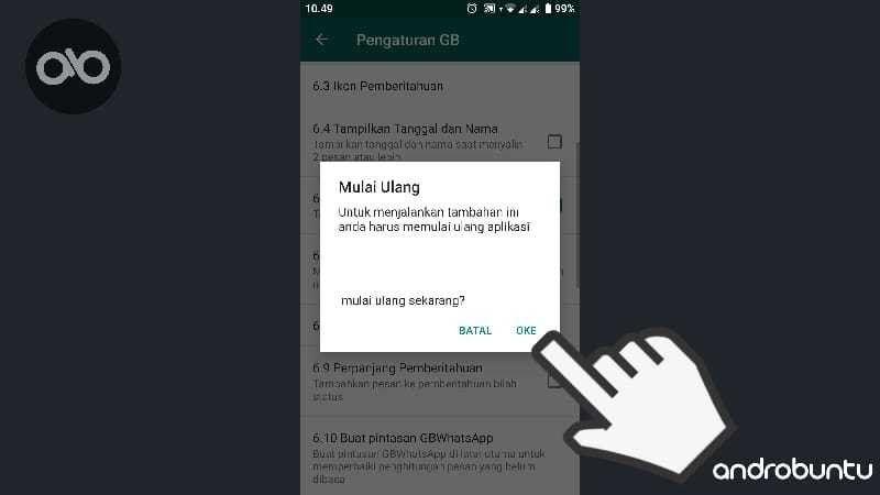 cara agar whatsapp tidak terlihat online terbaru Oktober
