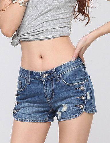 Pin en shorts