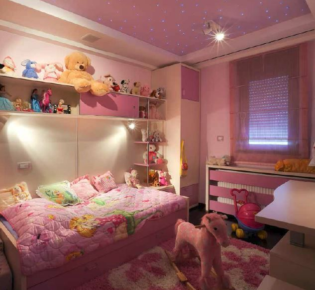 Old Girl Bedrooms: Great Article On Organizing A 10 Year Old's Room From
