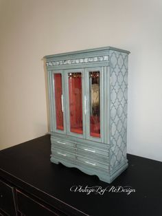 Image result for hand painted jewelry box