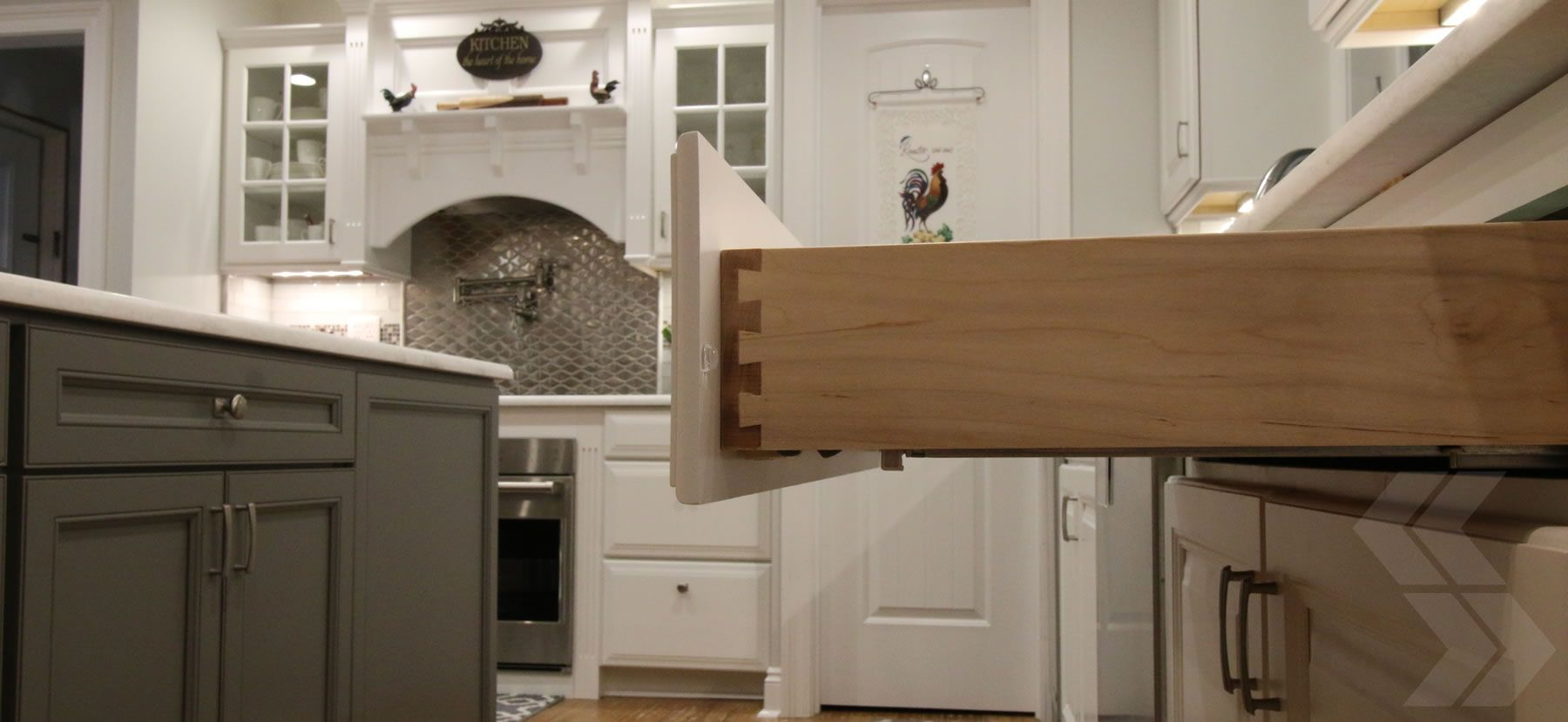 Deerfield™ Assembled Kitchen Cabinets | Cabinets.com by ...