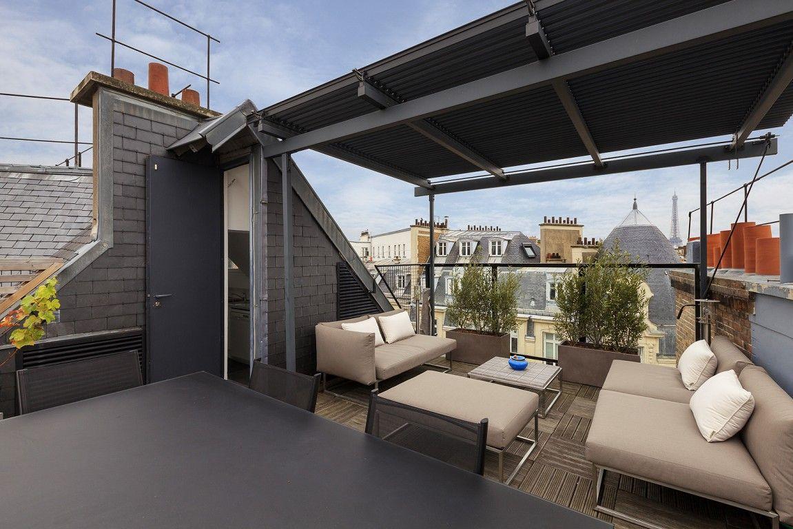 Penthouse - Paris 16   APARTMENTS IN PARIS   Pinterest ...