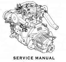 yanmar engine ske* factory service / repair/ workshop manual