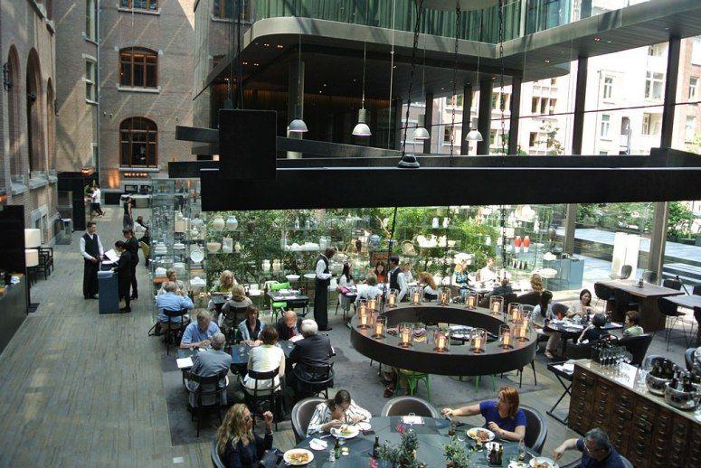 Conservatorium Brasserie & Lounge staat onder leiding van Executive Chef Schilo van Coevorden.