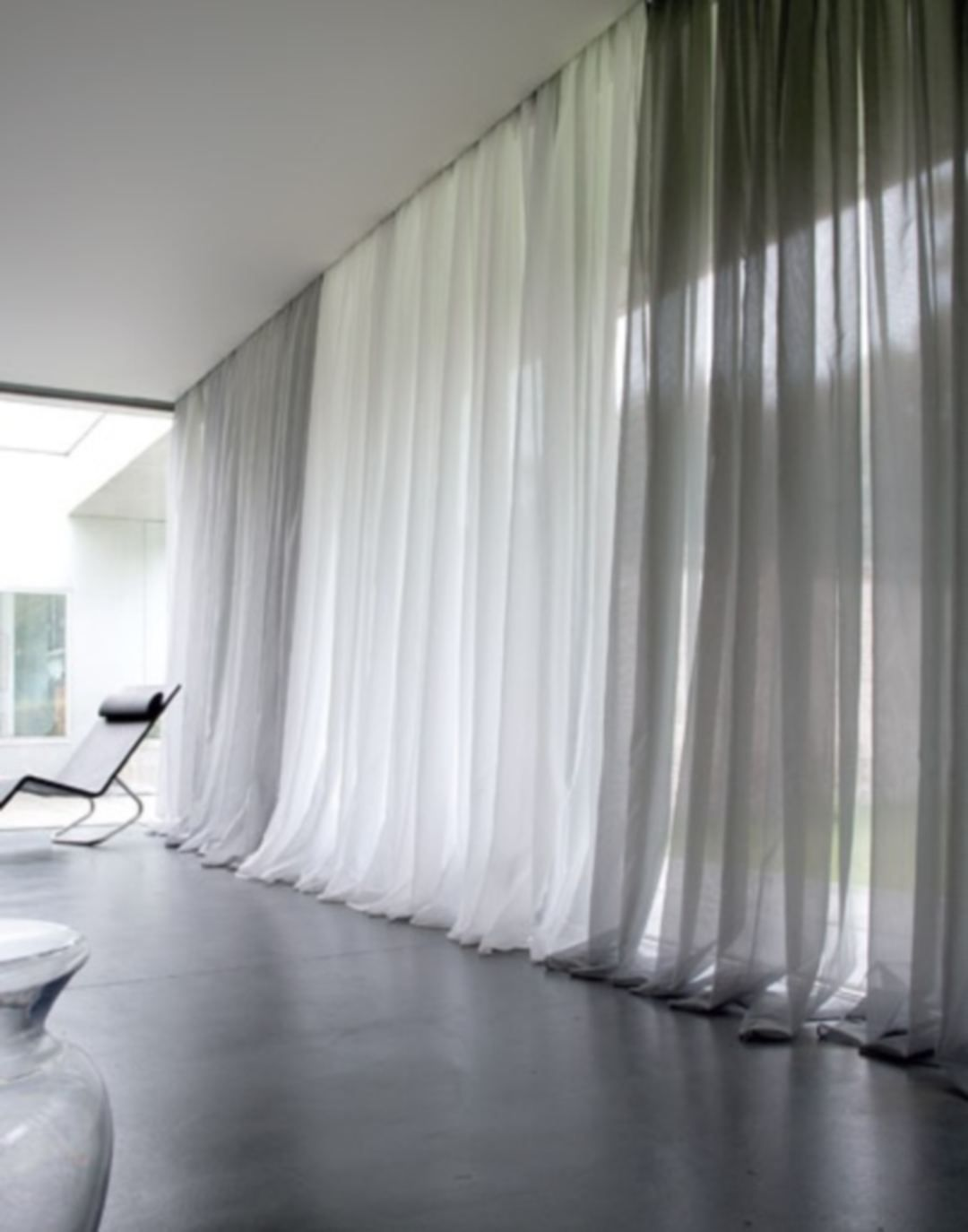 Image Result For Recessed Sheer Curtains Decoration Interieure