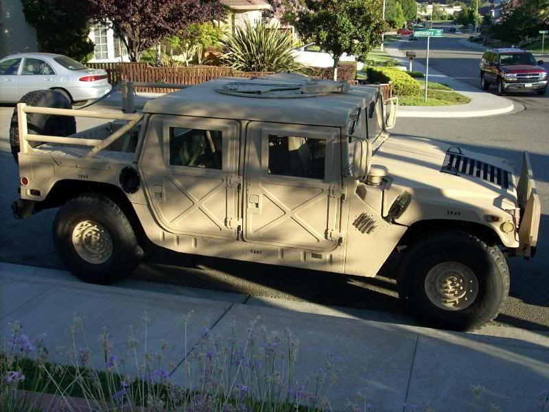 CA HMMWV Slantback Kit/GMV Kit for Sale | Hmmwv | Pinterest ...