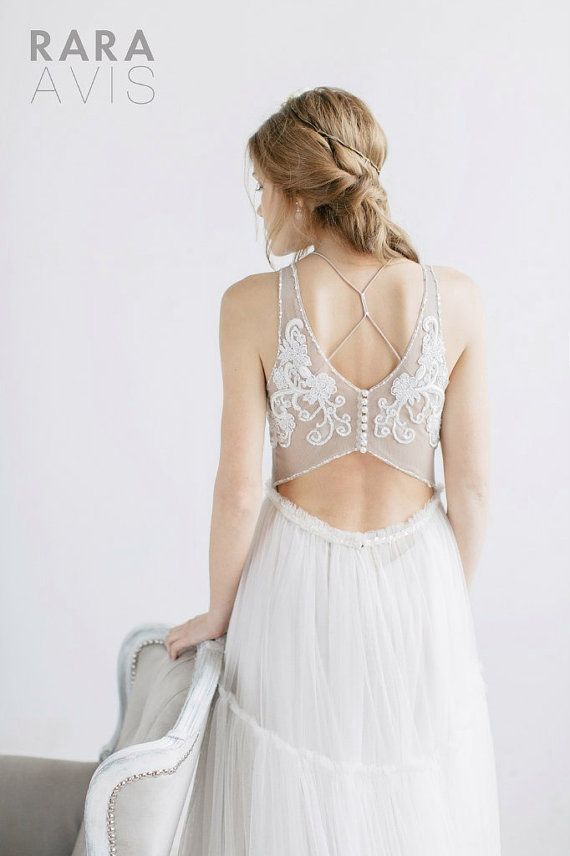 18 Of The Dreamiest Wedding Dresses You Will Ever See | Paper lace ...