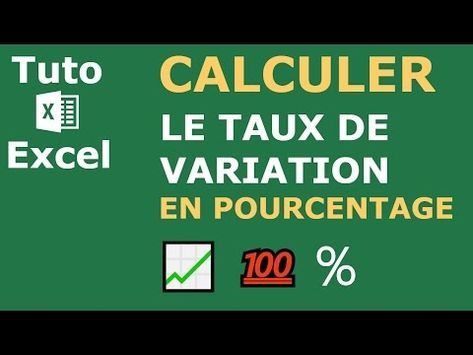 Comment Calculer Le Pourcentage D Augmentation Ou De Reduction Sur