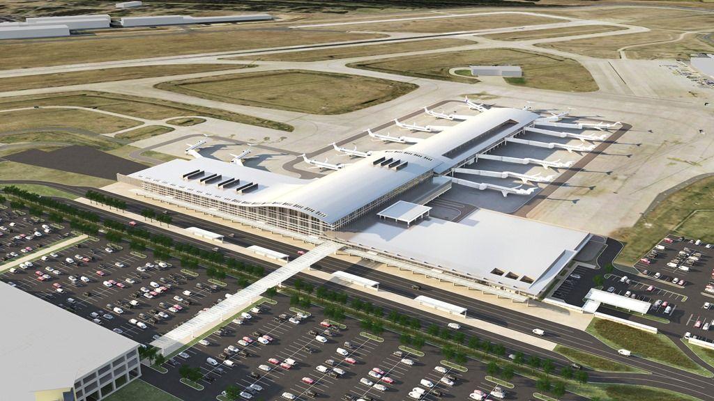 Little Rock Clinton National Airport Expansion