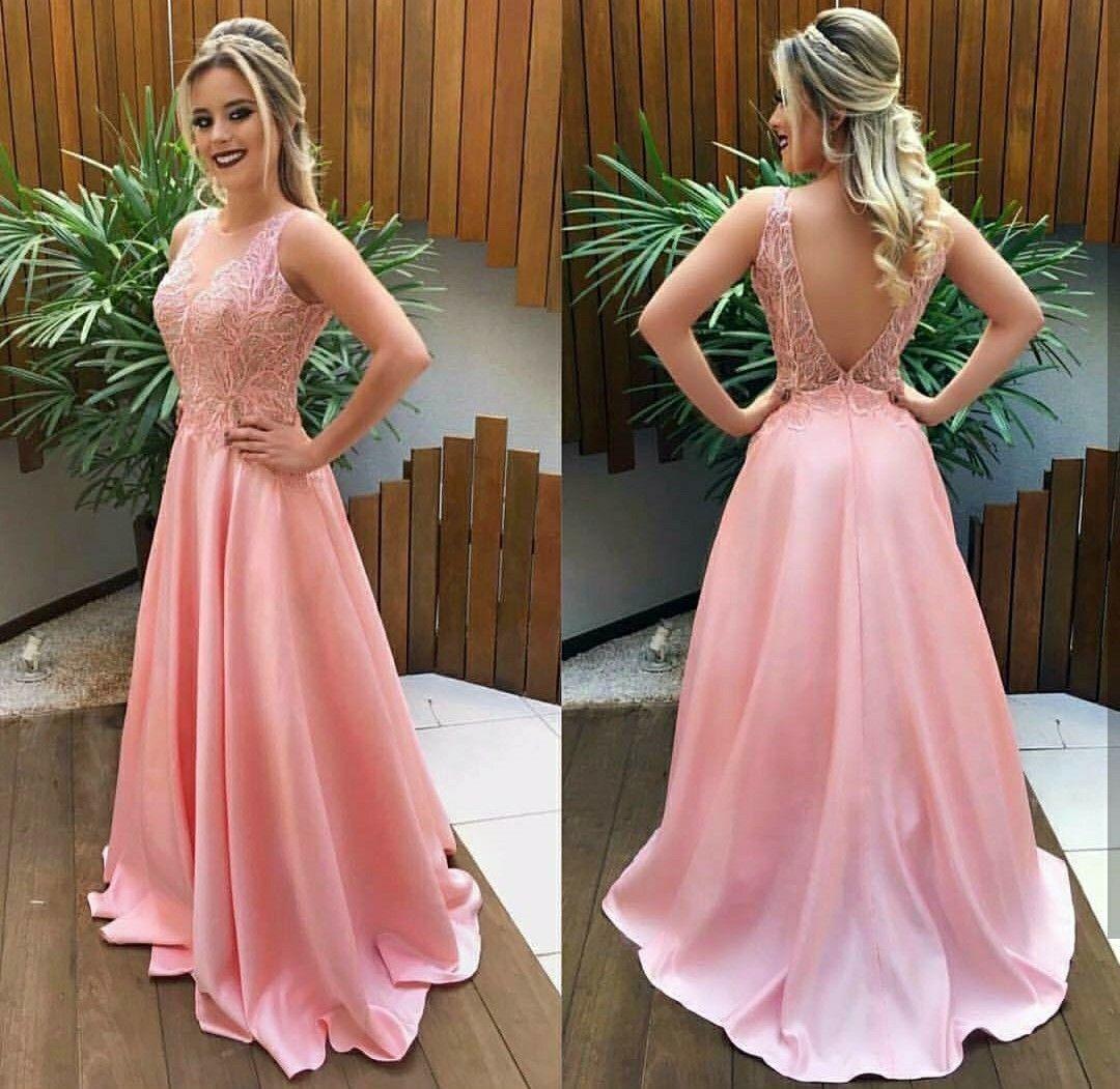 Pin de yesi en vestido de fiesta | Pinterest | Vestiditos, Vestidos ...