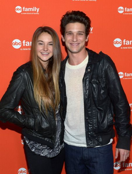 daren kagasoff and shailene woodley relationship