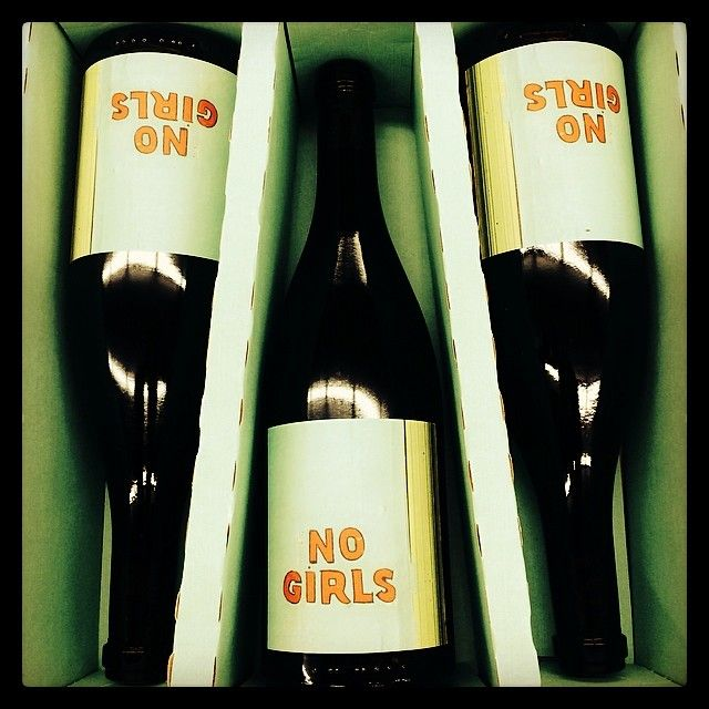No Girls Wine | Celebrate Taste Washington Wine Month | No Girls