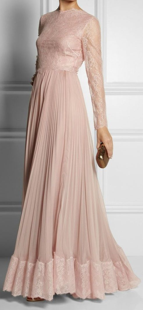 Valentino | Lace and silk gown | Fashion! (Put It All On Me..) Pt ...