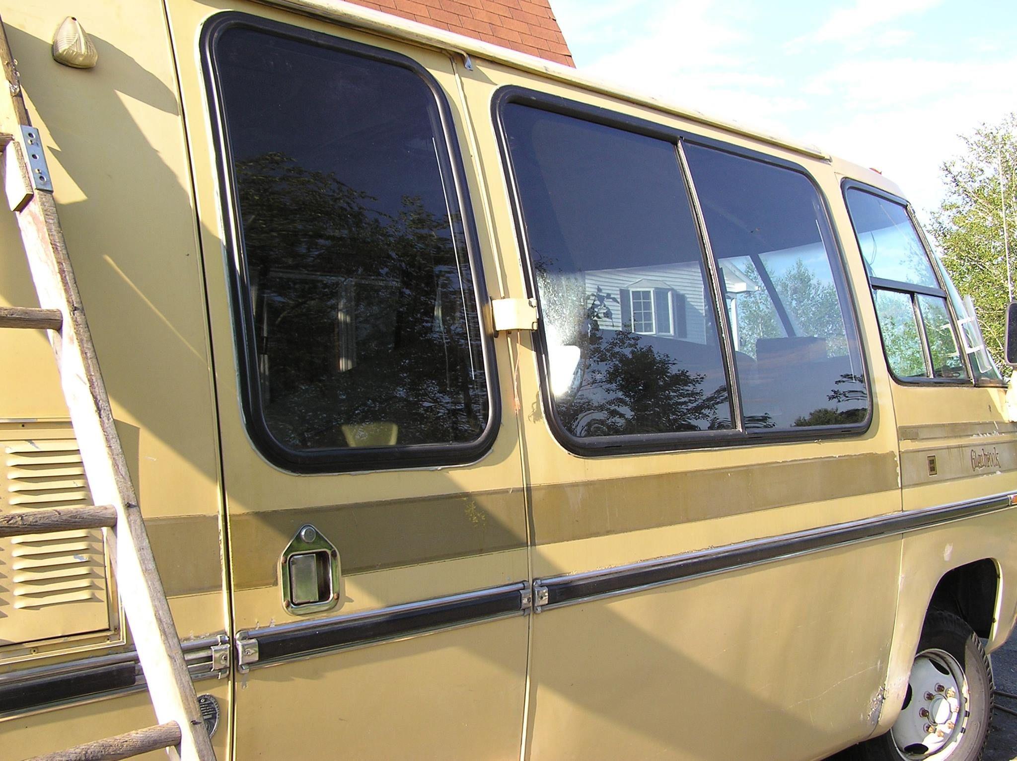 Pin Van Rene Currie Op Gmc Motorome Exterior
