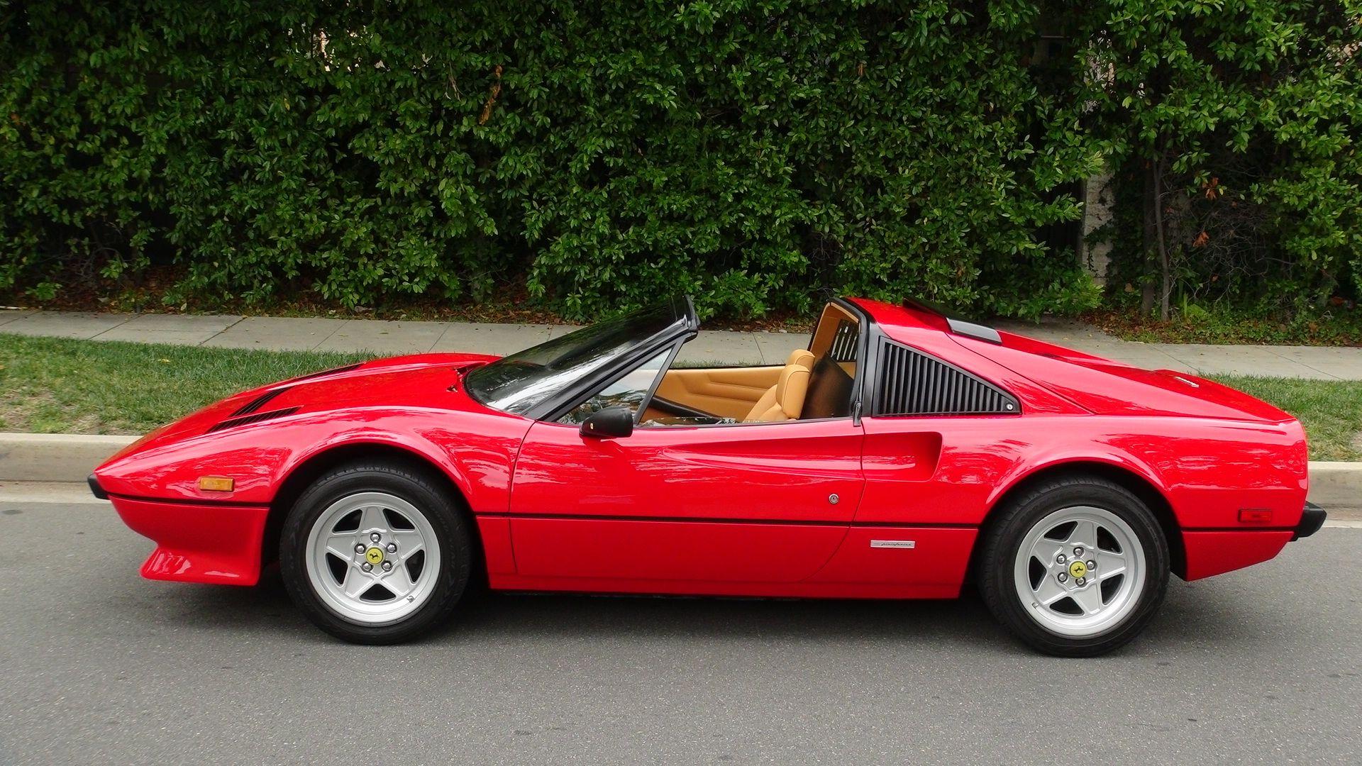 1983 Ferrari 308 Gts Quattrovalvole Sports Cars Ferrari Magnum Pi Ferrari Ferrari