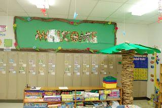 My Jungle themed Classroom Decor Safari Theme Pinterest