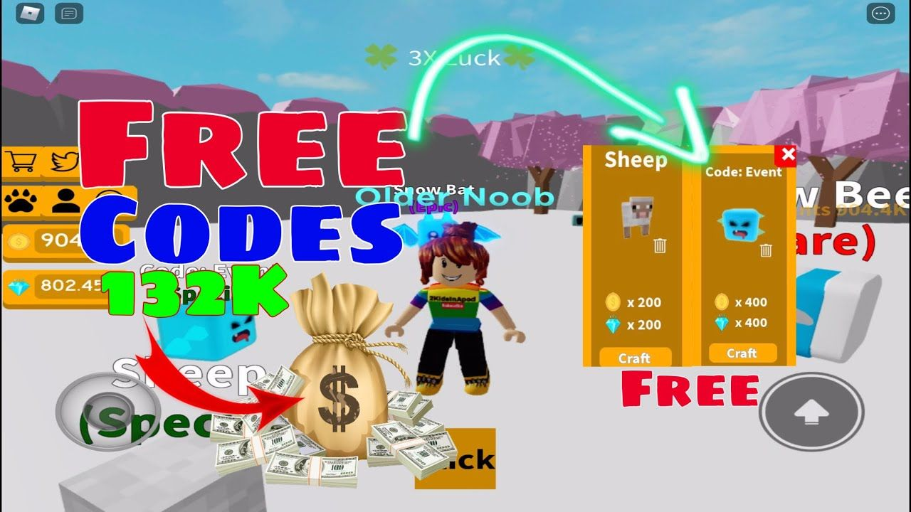 *NEW* ALL WORKING FREE CODES TAPPING EGGS FREE COINS FREE