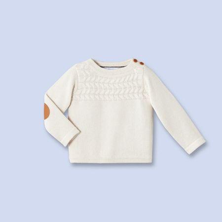pull en tricot pour b b gar on tricot pinterest tricot pour b b b b gar on et pour b b. Black Bedroom Furniture Sets. Home Design Ideas