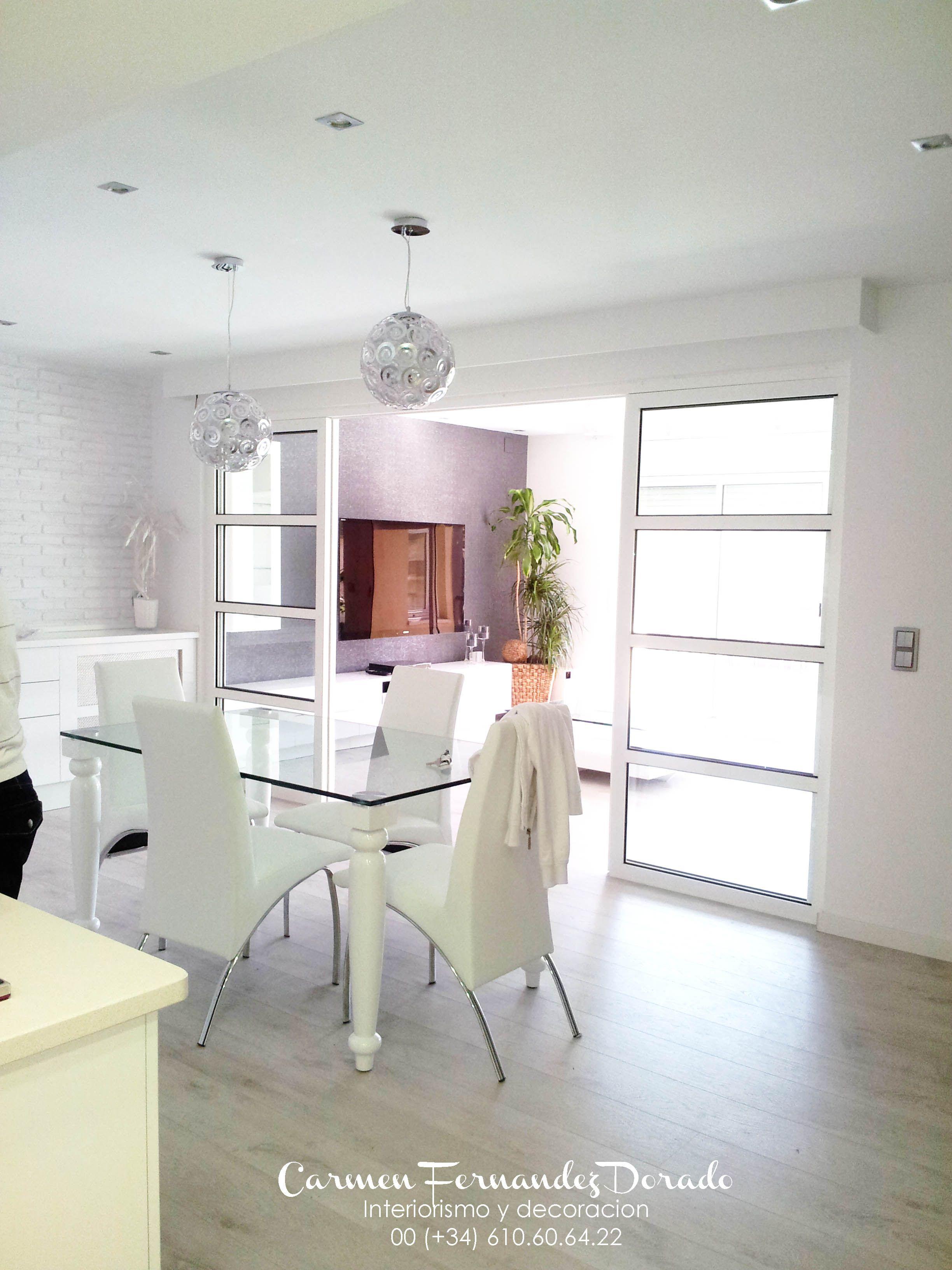 Ideas de comedor sala de la tv cocina estilo for Sala estilo contemporaneo