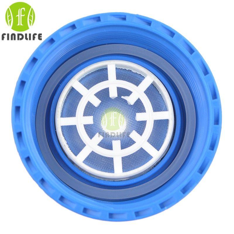 Water Filter Cartridge Housing Shell DIY Purifier Bottle Reverse Osmosis System