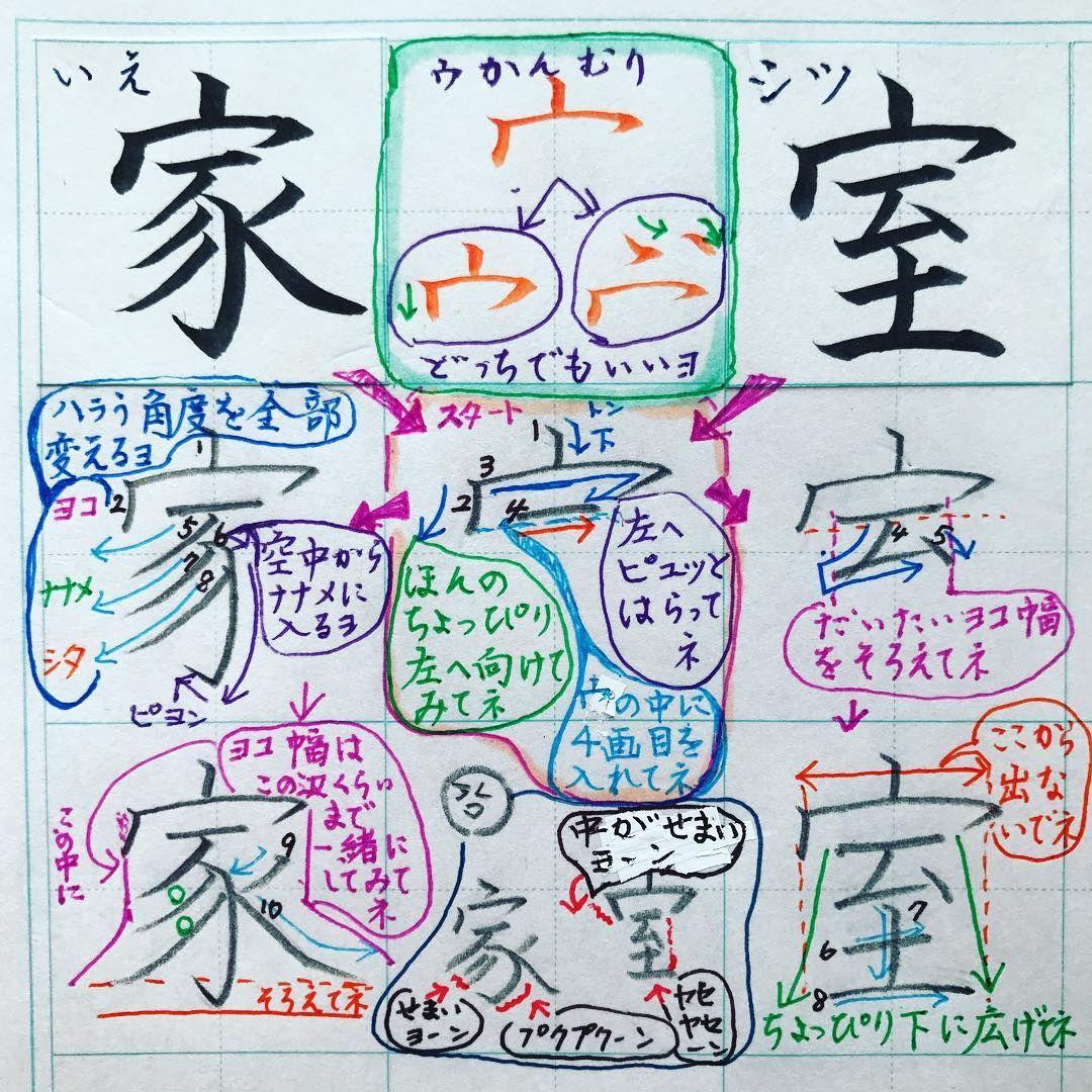 うかんむり 漢字