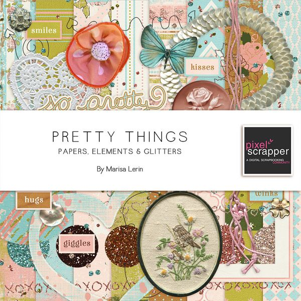 Free Digital Scrapbooking Kits | In addition to our free daily download credit system, we have also ...
