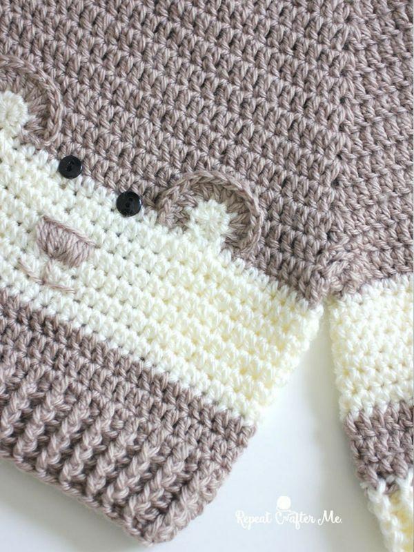 Photo of Häkeln Charakter Pullover kostenlose Muster