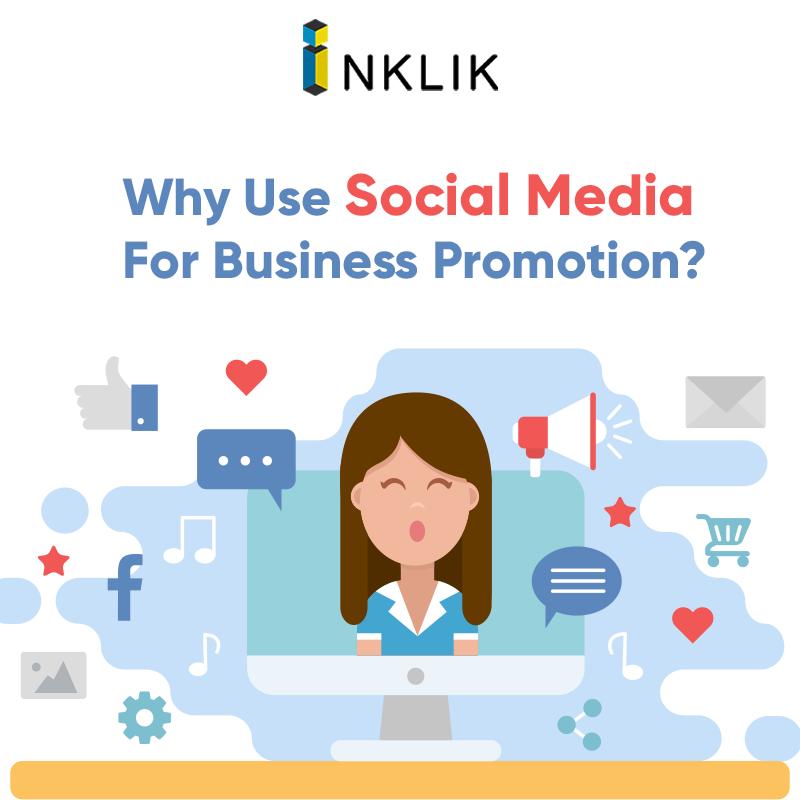 Social Media Agency in Delhi Inklik is one of the best