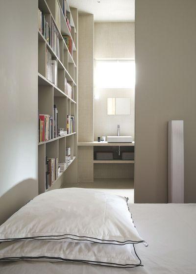 Appartement Paris 7 Invalides avec moulures et boiseries Deux
