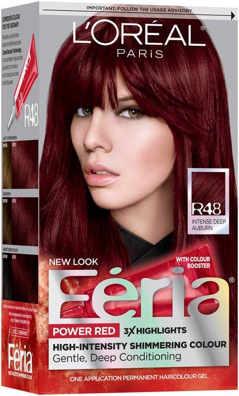 L Oreal Paris Feria Permanent Haircolor At Walgreens Get Free