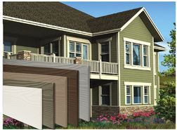 Ppg 5 X 1 4 Textured Lap Prefinished Fiber Cement Siding From Menards 4 99 Fiber Cement Siding Menards House Styles