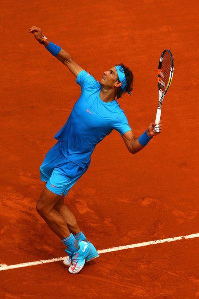 Rafael Nadal Photos Photos 2015 French Open Day Five Sharapova Tennis Rafael Nadal Tennis Quotes