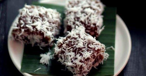 Ongol Ongol Merupakan Kue Basah Tradisional Khas Nusantara Tekstur Kenyal Dan Lembut Terbuat Dari Singkong Resep Resep Masakan Indonesia Makanan Ringan Manis
