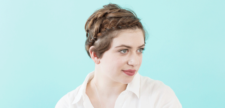 8 cool braids you can actually do on yourself plait hair work 8 cool braids you can actually do on yourself solutioingenieria Image collections